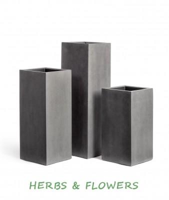 Кашпо из бетона купить в москве бетон в чапаевске купить